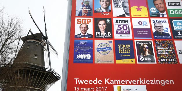 Die Niederländer haben die Wahl zwischen 28 Parteien