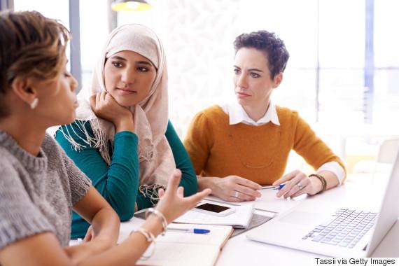 muslim diverse