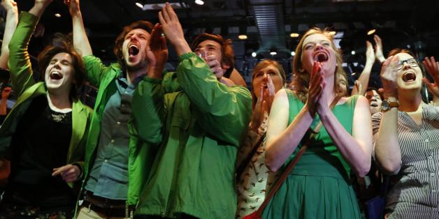 """Europas Politiker atmen auf: """"Oh Niederlande, du bist ein Champion"""""""