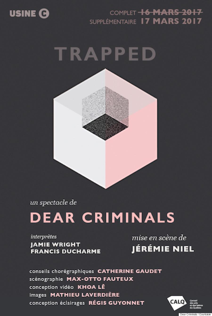 dear criminals