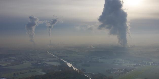 CO2-Ausstoß in Deutschland steigt massiv: Gründe dafür gibt es viele - aber einer wiegt besonders schwer