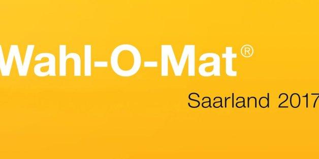 Der Wahl-O-Mat für die Wahl Saarland 2017 ist da