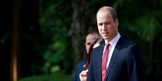 Prinz William hat Urlaub gemacht - Videos davon zeigen mehr, als sie sollten