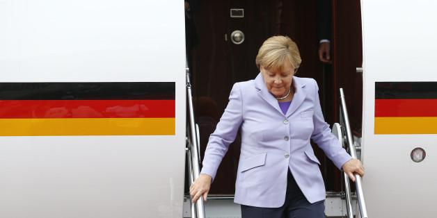 Angela Merkel hat heute das vielleicht wichtigste Treffen ihrer Laufbahn als Kanzlerin