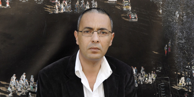 PARIS, FRANCE - MAY 9: Algerian writer Kamel Daoud poses during a portrait session held on May 9, 2011 in Paris, France. (Photo by Ulf Andersen/Getty Images).