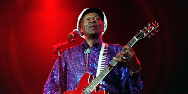 """""""Der König ist tot"""": Die Musikwelt trauert um """"Mister Rock'n'Roll"""" Chuck Berry"""