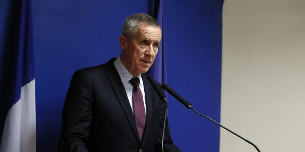 French public prosecutor of Paris Francois Molins addresses a press conference on March 18, 2017 in Paris, following an earlier attack at Paris' Orly airport.Troops at Paris' Orly airport on March 18 shot dead a man who tried to grab a female soldier's weapon, triggering a major security alert that shut down the airport, leaving thousands stranded. / AFP PHOTO / Thomas SAMSON        (Photo credit should read THOMAS SAMSON/AFP/Getty Images)