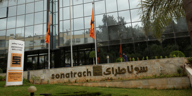 View of the headquarter of the state energy company Sonatrach in Algiers, Algeria june 26, 2016.Reuters/Ramzi Boudia