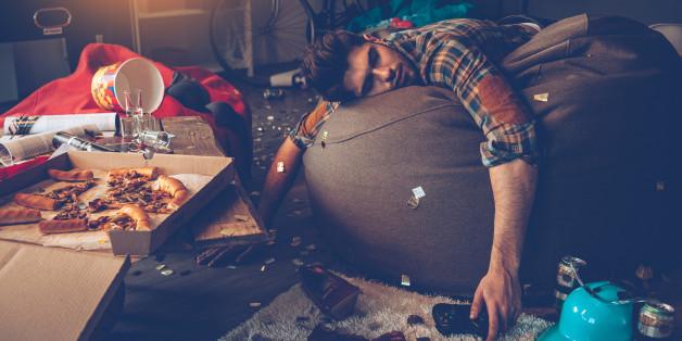 5 Gründe, warum der Kater im Alter immer unerträglicher wird