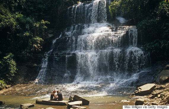 kintampo waterfall