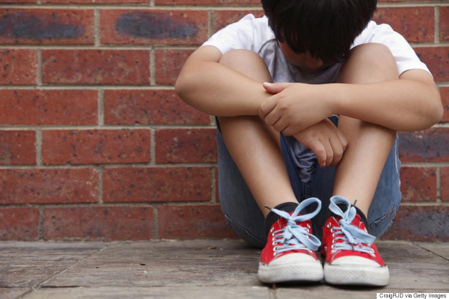child bullied