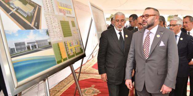 Casablanca: Le roi lance les travaux d'un centre de formation aux métiers de l'hôtellerie et du tourisme