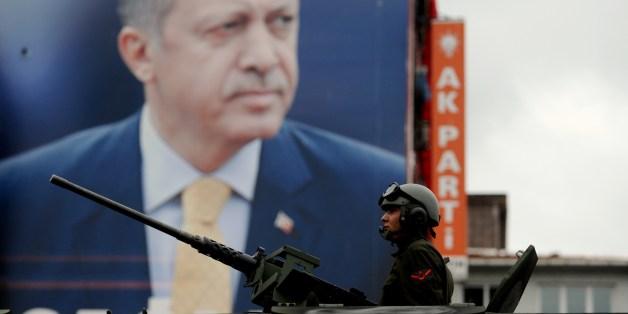 Keine Waffen für Erdogan - Bundesregierung lehnt Rüstungsexporte in die Türkei ab