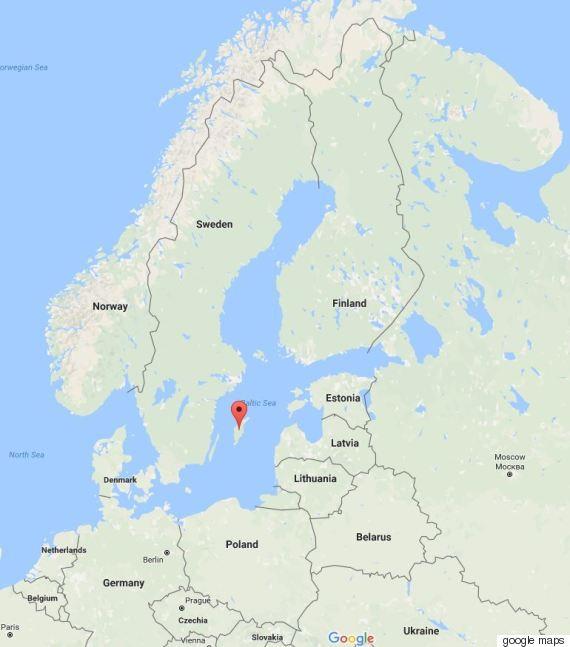 sweden gotland island