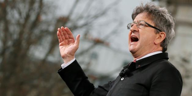 Jean-Luc Mélenchon a publié une anti-déclaration de patrimoine pleine d'humour.