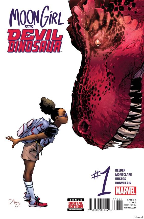 moon girl and devil dinoasaur