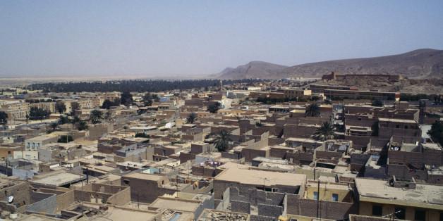 ALGERIA - MAY 05: View of Bou Saada, Algeria. (Photo by DeAgostini/Getty Images)