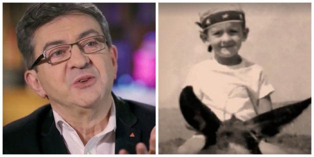 Quand Jean-Luc Mélenchon raconte son enfance à Tanger (VIDÉO)