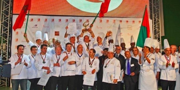 La Tunisie remporte la Coupe d'Afrique de la boulagerie.