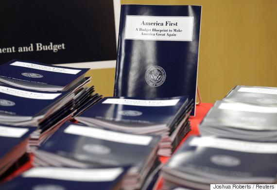 donald trump budget