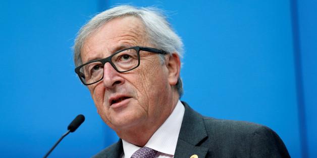 EU-Komissionspräsident Jean-Claude Juncker