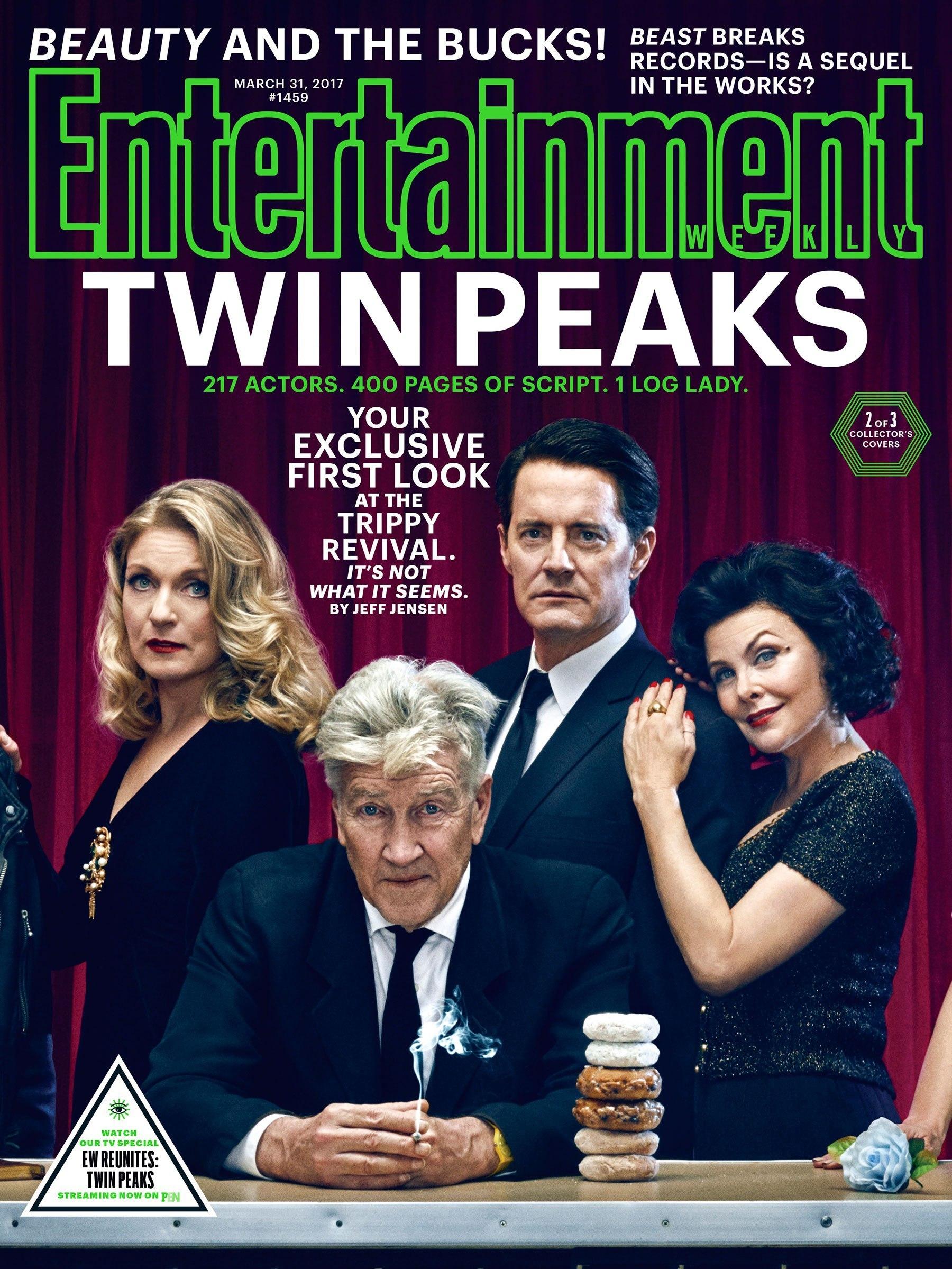 twin peaks saison 3