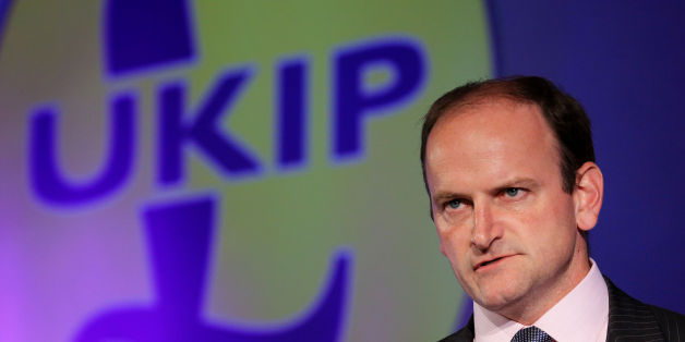 Hypocritical And Self-Serving Douglas Carswell Can Never Lecture Anyone Again