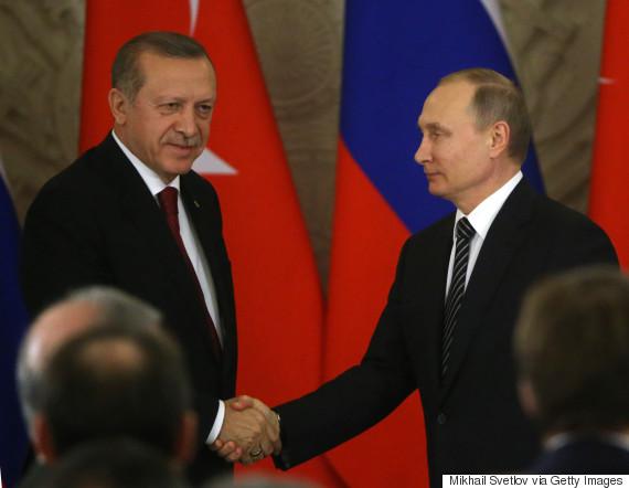 vladimir putin erdogan