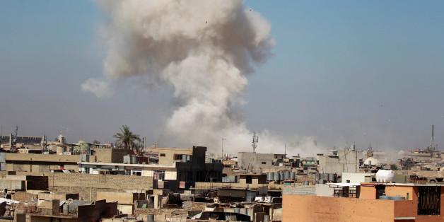Irak: Des dizaines de civils tués après une frappe de la coalition à Mossoul
