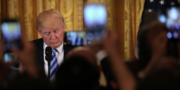 US-Präsident Trump zieht die USA in einen weitere Krieg - und keiner spricht darüber