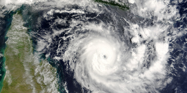"""L'Australie se prépare à affronter un cyclone """"destructeur"""""""