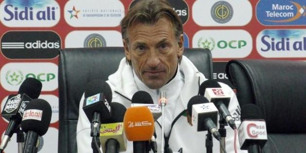 Hervé Renard fait appel à quatre joueurs du championnat marocain