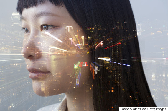woman future