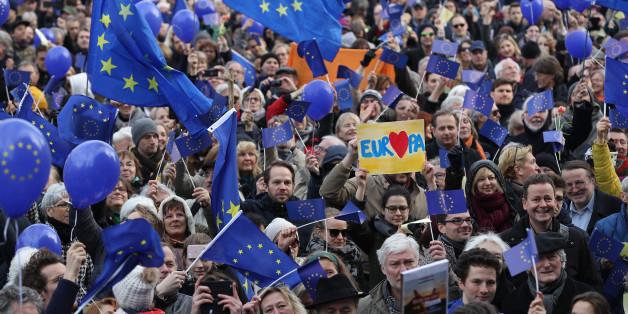 7 Anzeichen, dass Europa zurück ist