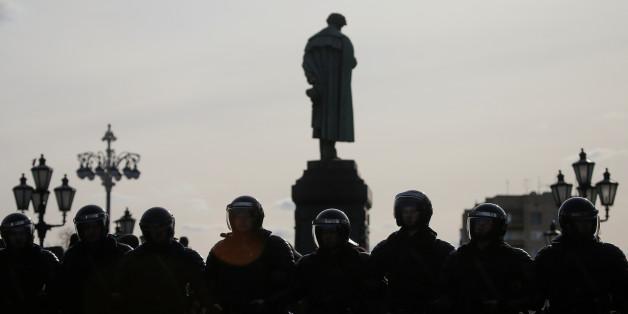 Zehntausende belagern den Kreml: Weshalb die Proteste in Moskau Putin beunruhigen sollten