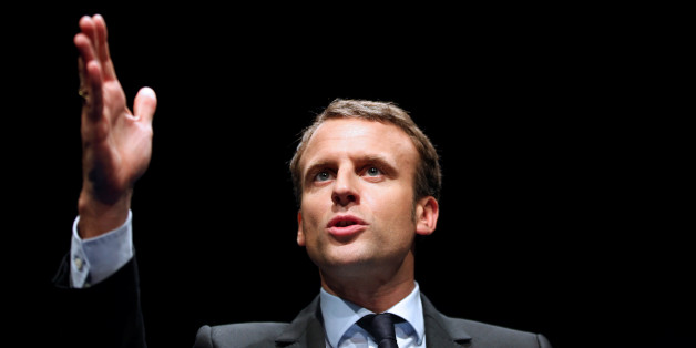 Der französische Präsidentschaftskandidat Macron zeigt, dass man mit Europa noch Wahlen gewinnen kann