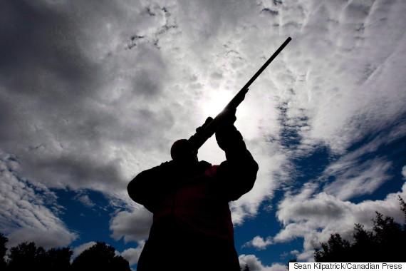 canada guns firearms