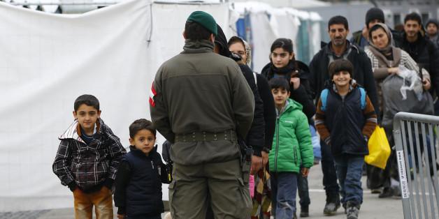 Österreich will aus dem EU-Programm zur Umverteilung von Flüchtlingen aussteigen (Symbolbild)