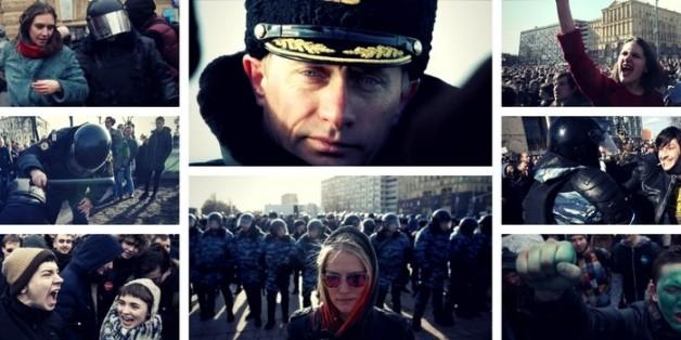 Russlands Jugend kennt keinen Herrscher außer Putin - und will ihn gerade deshalb loswerden