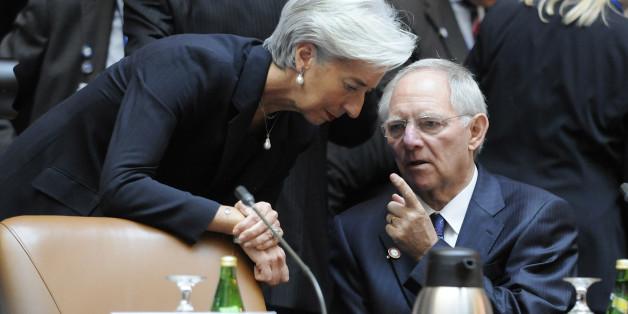 Die 120-Milliarden-Euro-Rechnung: Internes Papier des Finanzministeriums zeigt, wie teuer ein Schuldenerlass Athens wäre