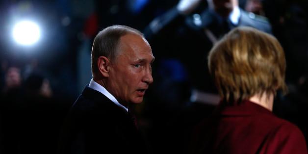 Unsere Politiker müssen sich lautstark für Putins inhaftierte Kritiker einsetzen – alles andere ist Verrat!