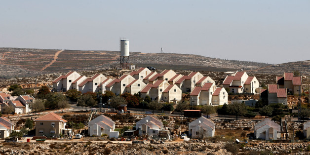 A general view shows houses in Shvut Rachel, a West Bank Jewish settlement located close to the Jewish settlement of Shilo, near Ramallah October 6, 2016. REUTERS/Baz Ratner