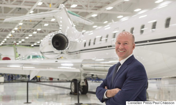 alain bellemare bombardier