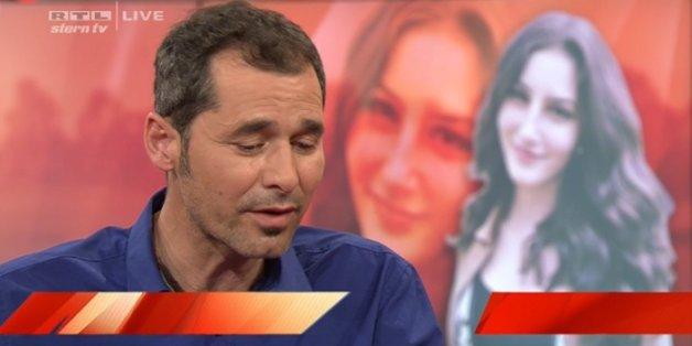 """Appell unter Tränen: Bei """"Stern TV"""" richtete Malinas Vater eine Nachricht an den möglichen Täter"""
