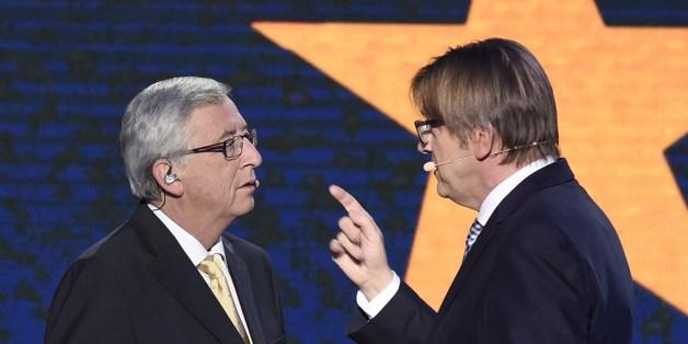 EU-Politiker werfen Großbritannien Erpressung vor