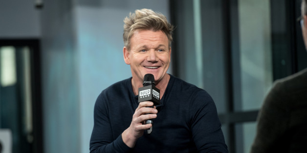 NEW YORK, NY - FEBRUARY 03:  Chef Gordon Ramsay attends Build Series to discuss 'MasterClass: Gordon Ramsay Teaches Cooking' at Build Studio on February 3, 2017 in New York City.  (Photo by Noam Galai/WireImage)