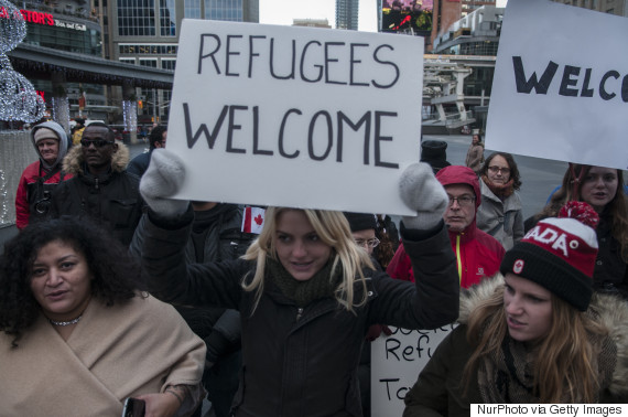 refugees welcome canada