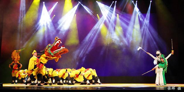La Chine, invitée d'honneur du Festival de Fès des musiques sacrées 2017