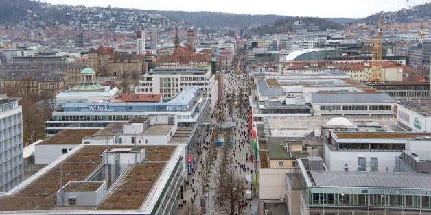 Die Stuttgarter Innenstadt könnte autofrei werden - ein Bürgerentscheid ist in Arbeit