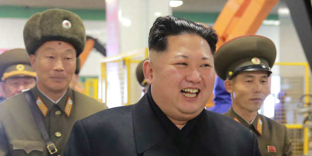 North Korean leader Kim Jung-un visits the May 27th and January 8th fishery stations, which made an unprecedented catch of fishes, in this undated photo released by North Korea's Korean Central News Agency (KCNA) in Pyongyang on November 17, 2016. REUTERS/KCNA ATTENTION EDITORS - THIS PICTURE WAS PROVIDED BY A THIRD PARTY. REUTERS IS UNABLE TO INDEPENDENTLY VERIFY THE AUTHENTICITY, CONTENT, LOCATION OR DATE OF THIS IMAGE. FOR EDITORIAL USE ONLY. NO THIRD PARTY SALES. SOUTH KOREA OUT. THIS PICTURE IS DISTRIBUTED EXACTLY AS RECEIVED BY REUTERS, AS A SERVICE TO CLIENTS.